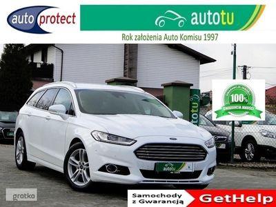 używany Ford Mondeo V *PERFEKCYJNY*Gwarancja*Serwisowany*2018r*2,0TDCi*150KM*FV23%*, Zduńska Wola
