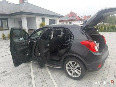 używany Opel Mokka 1.6 benzyna I właściciel