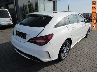 używany Mercedes CLA200 2.1dm 136KM 2018r. 75 000km