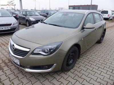 używany Opel Insignia 1.4dm3 140KM 2015r. 103 701km ABS