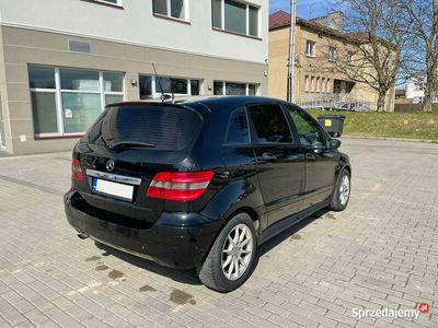 używany Mercedes B180 W245 2.0CDI 2007 automat AluFelgi klima