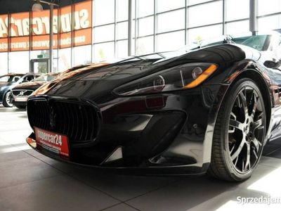 używany Maserati Granturismo Gran Turismo 4.7dm3 440KM 2011r. 72 600kmS 4.7 V8, 440 KM, Gwrancja!!