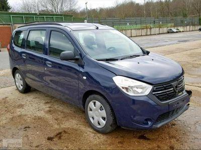 używany Dacia Lodgy Lodgy1.6 Access benz. 102 KM kombi 2019
