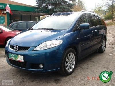 używany Mazda 5 1.8 E 115 KM Klima I (2005-2010)