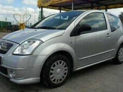 używany Citroën C2 benzyna-klimatyzacja