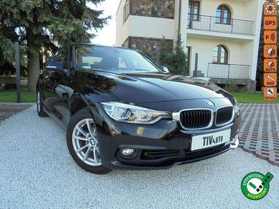 używany BMW 318 1.5dm 136KM 2016r. 74 000km