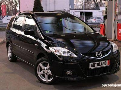 używany Mazda 5 I Lift- 2.0-146 KM-Xenon,Skorzana tapicerka,Navi,Kamera,Serwis, Gliwice