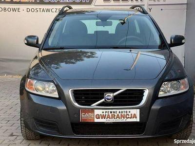 używany Volvo V50 1.6 1,6D Klimatronic Opłacony GWARANCJA 113 automatyczna klima.