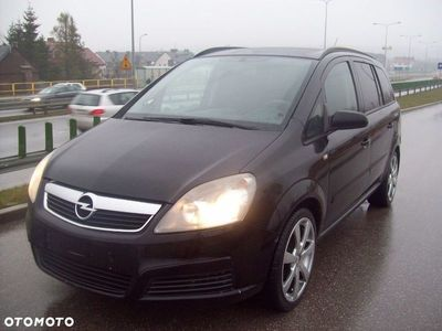 used Opel Zafira B
