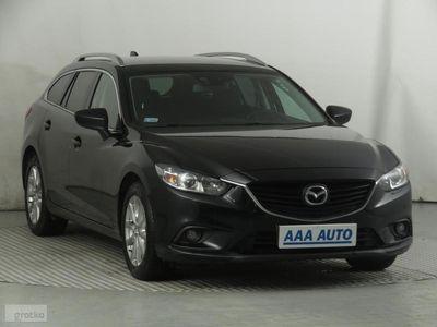 używany Mazda 6 III Salon Polska, Serwis ASO, Klimatronic, Tempomat, Parktronic