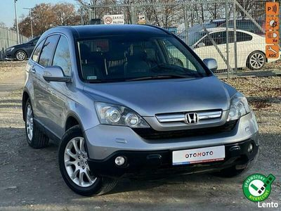 używany Honda CR-V Raty uproszczone, Executive full opcja mały przebieg Skóra, Gwarancja, III (2006-2012)