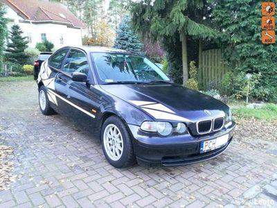 używany BMW 318 German Style 2 Wlasciciel Pieknie sie Prezentuje 2018 W KRAJU E46 (1998-2007)