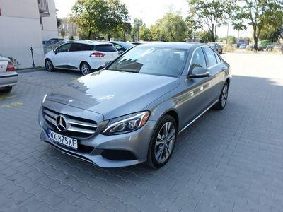 używany Mercedes C300 2dm 243KM 2015r. 40 000km