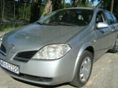 używany Nissan Primera III [P12] 1.8 16V GAZ klimatr. zarejestr. I rej.2004 r ZAMIA