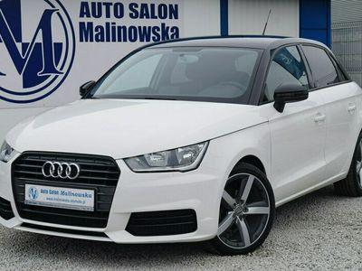 używany Audi A1 1dm 95KM 2018r. 29 000km