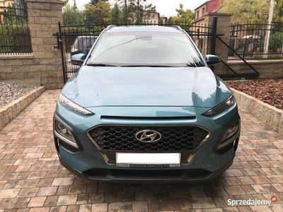 używany Hyundai Kona 1.0T-GDI 2019 120PS KAMERA NAVI LED