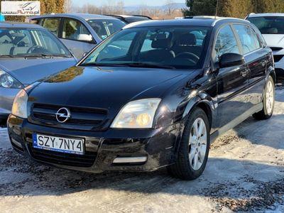 używany Opel Signum 1.9dm3 150KM 2007r. 230 000km 1,9 150KM KLIMATYZACJA