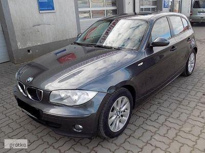 brugt BMW 118 SERIA 1Klimatyzacja,skóra,serwis