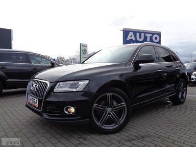 używany Audi Q5 I (8R) S-Line Quattro Bang&Olufsen Navi Skóra