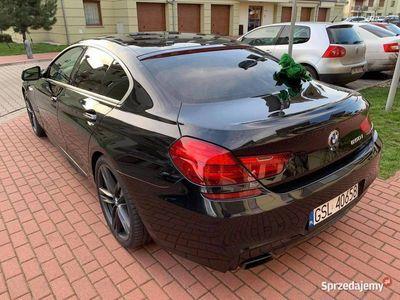 używany BMW 650 i gran coupe stan perfekcyjny zamiana