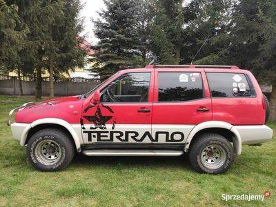 używany Nissan Terrano II 2.4 Benzyna