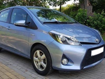 używany Toyota Yaris III Hybryda, Automat Navi, Kamera Cofania Keyless