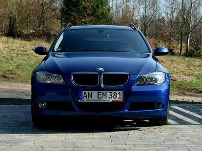 używany BMW 318 2.0 Benzyna*Bardzo Bogate Wyposażenie*Gwarancja 12 msc*Kredyt/Leasingi E90 (2005-2012)