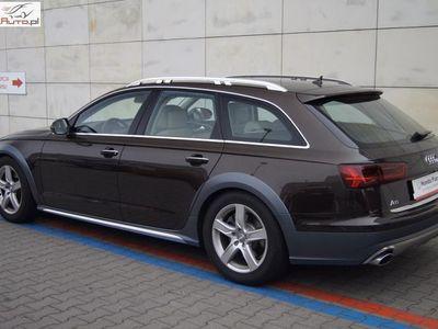 używany Audi A6 3dm3 272KM 2015r. 61 000km 3.0 TDI 272KM AT Salon Polska ASO Bezwypadkowy Gwarancja FV23% FILM