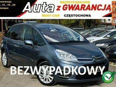 używany Citroën C4 Picasso 2.0HDi*150PS*Exclusive*OPŁACONY*Bezwypadkowy*Klima*Serwis*Skóra*GW24M I (2006-2013)