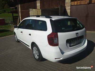 używany Dacia Logan MCV 2016 lpg