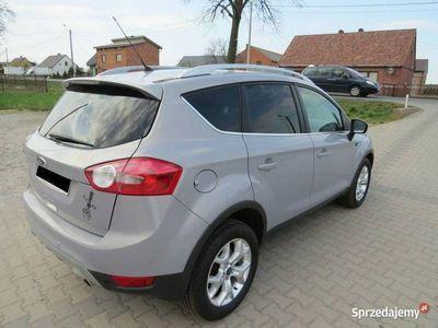 używany Ford Kuga 2dm 140KM 2012r. 70 000km