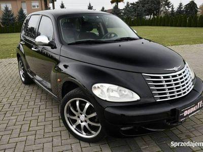 używany Chrysler PT Cruiser 2,4b DUDKI11 Alu,Serwis,Pół-skóry,Parktronic,Manual,4xel.szyby.Gwaranc