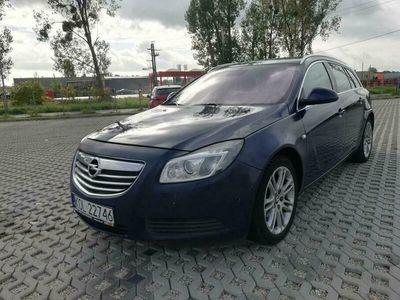 używany Opel Insignia 2.0 CDTI Kombi Xenon Do Poprawek Okazja