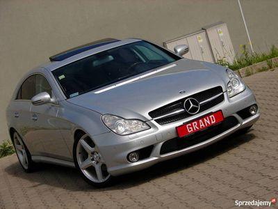 używany Mercedes CLS500 V8 388KM pakiet AMG zarejestrowany PL