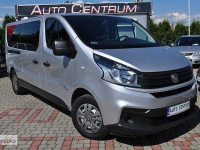 używany Fiat Talento 1.6 146KM F-Vat 23% Full Serwis 100%Bezwyp Salon PL Long 9-osobowy