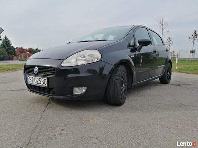 używany Fiat Grande Punto Diesel 1.3 75KM 2006 Salon PL