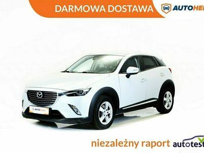 używany Mazda CX-3 DARMOWA DOSTAWA, 4x4, Klima auto, PDC, Navi, Serwis ASO