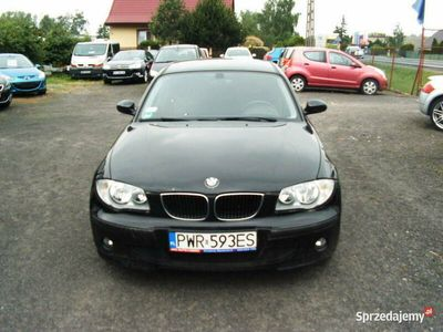 używany BMW 116 i 1,6 etylina 2005 r 116 KM