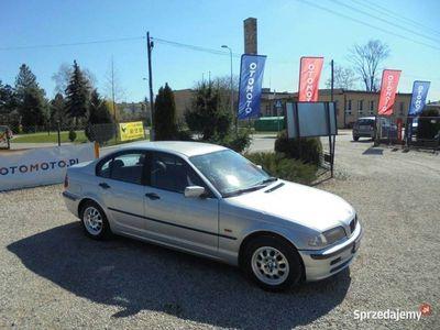 używany BMW 318 Zarejestrowana nowe opony zimowe w pełni sprawna, okazja ! E46 (1998-2007)