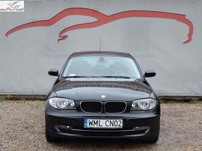 używany BMW 118 2dm3 143KM 2008r. 170 000km Zarejestrowany/ Bezwypadkowy/ 2.0 Diesel/ Okazja/ Nowa Cena