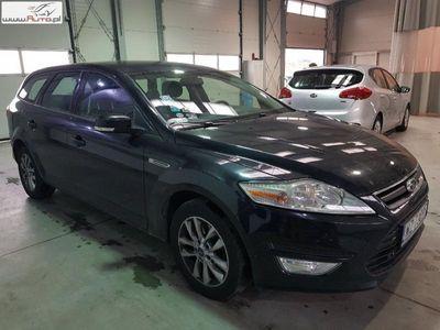 używany Ford Mondeo Mondeo 2dm3 145KM 2011r. 105 467km Kombi 10-14,2.0 Silver X