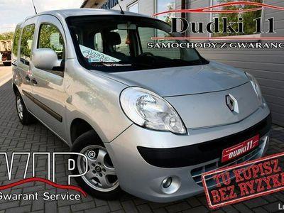 używany Renault Kangoo 1,5Dci DUDKI11 Alu,Klimatyzacja,Serwis,Zarej w Pl. opłacony,GWARANCJA