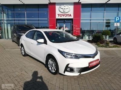 używany Toyota Corolla 1.6 Comfort Salon PL Serwis ASO Faktura VAT