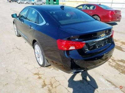 używany Chevrolet Impala ImpalaPremier V6 3.6 benz. 305 KM FWD autom. 2019 X (2013-)