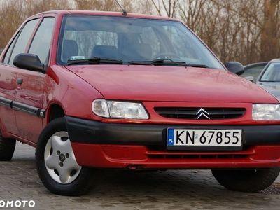 gebraucht Citroën Saxo 1.1 Benzyna 55 KM, 5 drzwi, Radio, SALON PL!