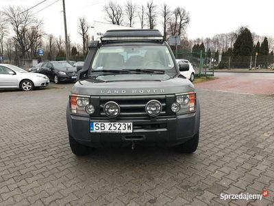 używany Land Rover Discovery 3 + vat 23%