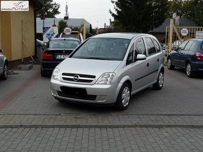 używany Opel Meriva DTI KLIMA SERWISOWANY