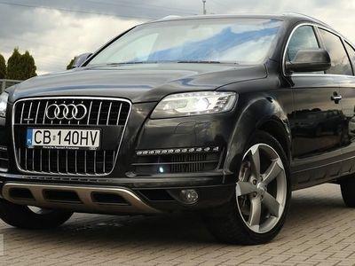 używany Audi Q7 I S-Line Quattro 3.0 TDI Navi Skóry Gwarancja 12 m-cy !!!