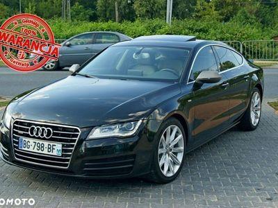 używany Audi A7 3dm3 245KM 2012r. 220 000km 3.0TDI 245KM Quattro ! Full Opcja ! Serwisowana ! Gwarancja !