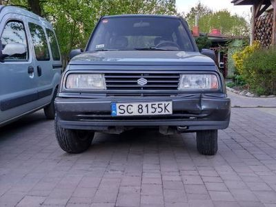 używany Suzuki Vitara 1.6 benz. 1992 Metal Top - do naprawy